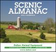Scenic Almanac Promotional Calendar 2016