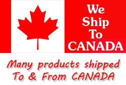 We can ship all of our calendars to Canada many ship directly from Canada
