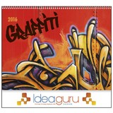 Graffiti Art Promotional Calendar 2018