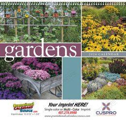 Gardens Promotional Calendar 2018