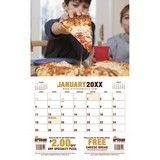 Custom Coupon Calendar Promotional Calendar 2018