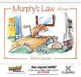 Murphy's Law Promotional Calendar 2018