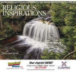 Religious Inspirations Promotional Calendar 2018
