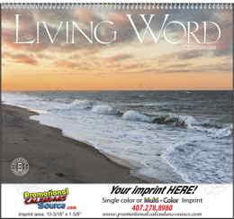 Living Word - Nondenominational Promotional Calendar 2017