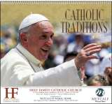 Catholic Traditions Promotional Calendar 2018