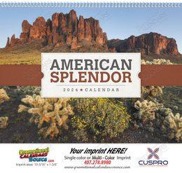 American Splendor Promotional Calendar 2018