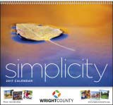 Simplicity Promotional Calendar 2018