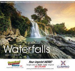 Waterfalls Promotional Calendar 2018