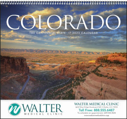Colorado Promotional Calendar 2018