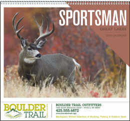 Great Lakes Sportsman Promotional Calendar 2017