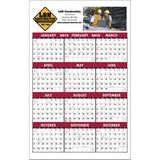 Single Sheet Span-a-Year Custom Calendar 14 x 22