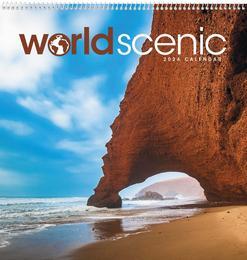 World Scenic Promotional Calendar 2018
