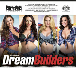 Dream Builders Promotional Calendar 2016