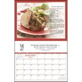 Custom Every Month Executive Appointment, Stapled Promotional Calendar 2018