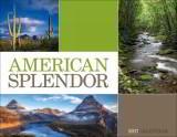 American Splendor Window Promotional Calendar 2018
