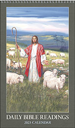 Daily Bible Readings (Protestant) Promotional Calendar 2018