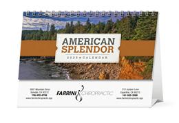American Splendor Promotional Desk Calendar 2018