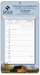 Promotional Weekly Memo Calendar 2018 - Rural