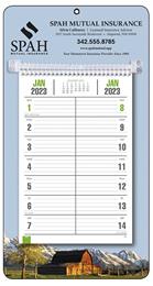 Promotional Bi-Weekly Memo Calendar 2018 - Rural