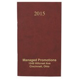 Monthly Pocket Planner Velvet Cover