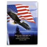 Patriotic Liberty Deluxe Classic 7 x 10 Planner Classic Monthly