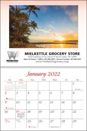 Recipe Promotional Calendar 2015