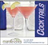 Cocktails Promotional Calendar 2018 Spiral