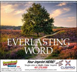 Everlasting Word w Funeral Pre-Planning Form Calendar