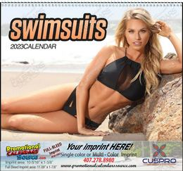 Swimsuits - Promotional Calendar 2016 Spiral
