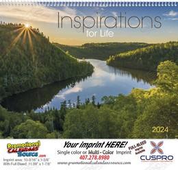 Inspirations for Life - Promotional Calendar 2017 Spiral