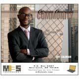 African-American Community Promotional Calendar 2017