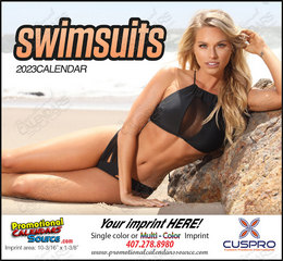 Swimsuits - Promotional Calendar 2015 Stapled