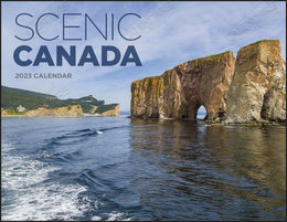Scenic Canada Promotional Calendar 2018 Window