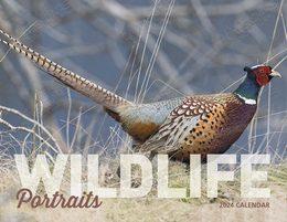 Wildlife Portraits Promotional Calendar 2018 Window