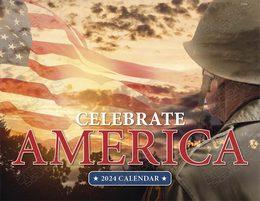 Celebrate America Promotional Calendar 2018 Window