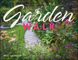 Garden Walk Promotional Calendar 2018  Window