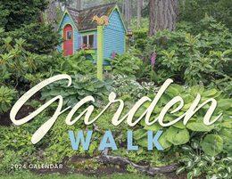 Garden Walk Promotional Calendar 2018  Window