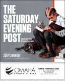 The Saturday Evening Post Mini Promotional Calendar 2017