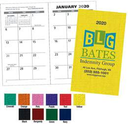 Value Monthly Pocket Planner 2018