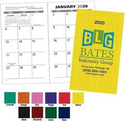 Value Monthly Pocket Planner 2017