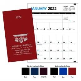 Monthly Pocket Planner Promotional Calendar 2017