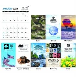 Colorful Monthly Pocket Planner Calendar 2017