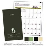 goingreen(R) Monthly Pocket Planner Promotional Calendar 2017