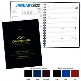 Weekly Promotional Planner 2017 7.5x9 in.