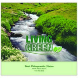 Living Green Wall Calendar 2017 - Stapled