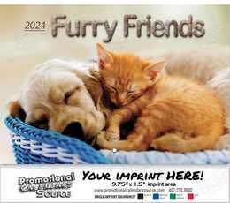 Cats & Dogs Wall Calendar 2018 - Stapled