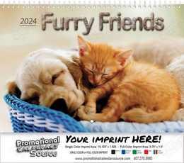 Cats & Dogs Wall Calendar 2018 - Spiral
