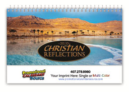 Christian Reflections Promotional Desk Calendar 2018