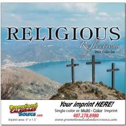 Religious Reflections Promotional Calendar 2018