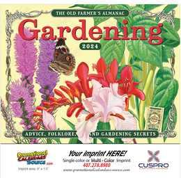 Gardening The Old Farmer Almanac Calendar